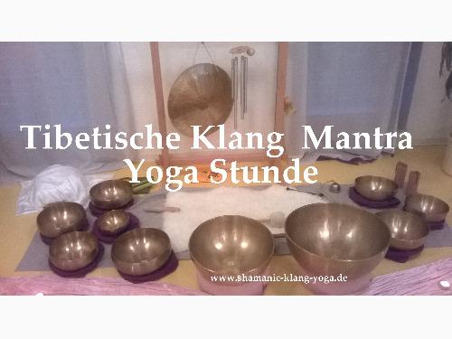 Tibetische Klang Mantra Yoga Stunde - auf Triviar
