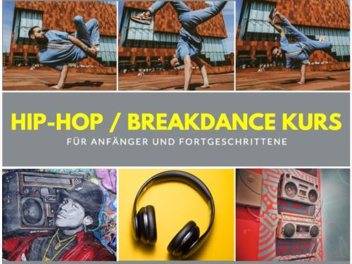 Hip-Hop Breakdance Tanzkurs für Anfänger - auf Triviar