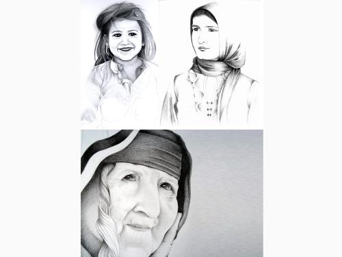 Portrait-Zeichenkurs - auf Triviar