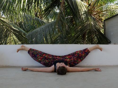 Yin Yoga - Tiefenentspannt in den Abend - auf Triviar