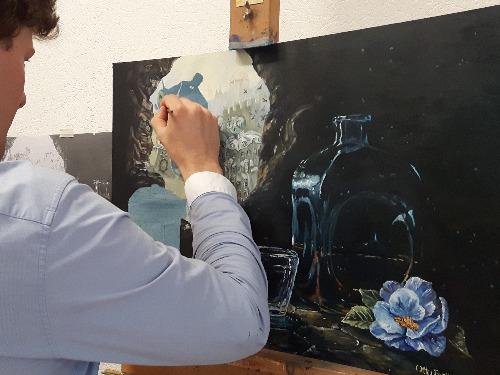 Freies Zeichnen und Malen für Erwachsene - auf Triviar