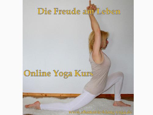 Die Freude am Leben - Online Yoga - auf Triviar