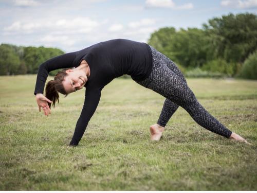 Vinyasa Yoga (fortgeschritten) - auf Triviar