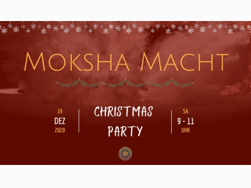 KOSTENLOS Moksha Macht Christmasparty - auf Triviar
