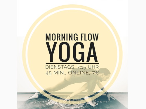 Morning Flow Yoga - auf Triviar