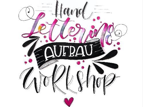 Online Handlettering  Aufbau Workshop - auf Triviar