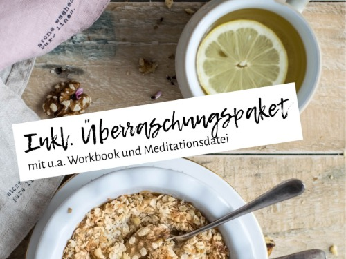 "DETOX-WORKSHOP - ""Der perfekte Start in die Fastenzeit"" - auf Triviar"