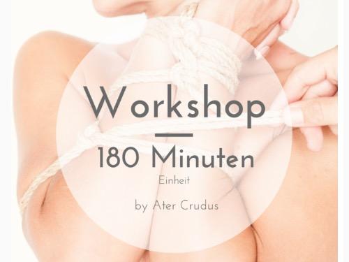 Bondage Workshop 180 Minuten (by Ater Crudus) - auf Triviar