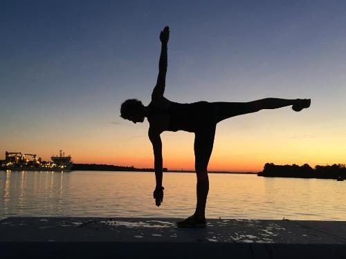 Power Yoga meets Yin Yoga - auf Triviar