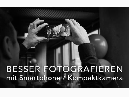 ONLINE: Besser fotografieren mit dem Smartphone - auf Triviar
