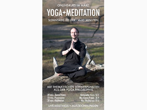 Yoga + Meditation - auf Triviar