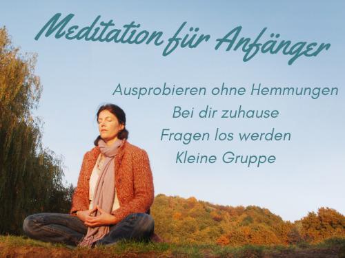 Meditation für Anfänger - jetzt noch einsteigen!! - auf Triviar