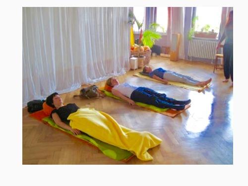 Yoga Nidra - auf Triviar