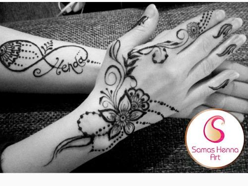 Henna Seminar - Erlerne die originale HENNAKUNST! - auf Triviar