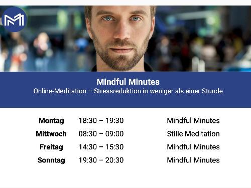 Mindful Minutes - Stressreduktion in unter einer Stunde - auf Triviar