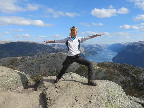 Yoga für Kraft und Beweglichkeit - auf Triviar