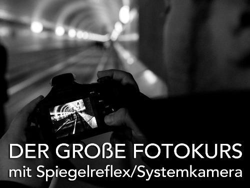 Der große Fotokurs mit Spiegelreflex / 2 Tage - auf Triviar