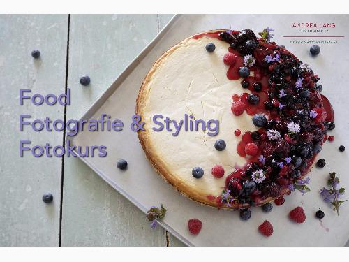 Food Fotografie & Styling ONLINE Fotokurs - auf Triviar