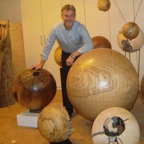Holzkunst Hans Aicher - auf Triviar