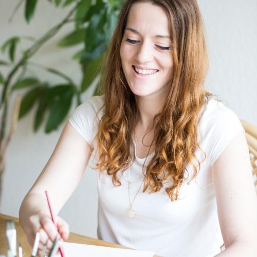 Lettering by Martina Johanna - auf Triviar