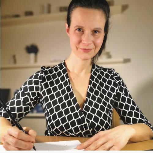 Melanie Riedmiller - Kallettergrafie - auf Triviar