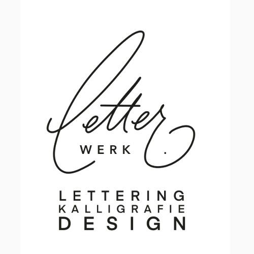 Letter. Werk  Lettering Kalligrafie Design - auf Triviar