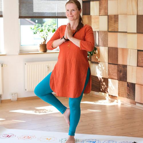 Anett Pfefferkorn - Deine Yogalehrerin - auf Triviar